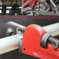professional manufacturer ratchet pipe wrench