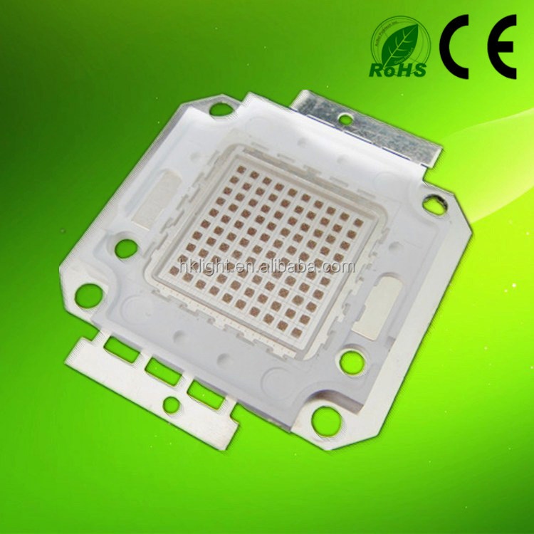 factory price epistar epileds 100 watt red high power led chip 620nm 630nm 650nm 660nm