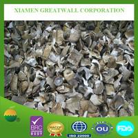 A grade Dried oyster mushroom/ pleurotus ostreatus cubes