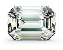 1.50 carat E IF Emerald cut GIA Certified Natural Loose Diamond