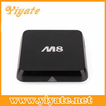 M8 Android Smart TV Box with Astro Channels Malaysia IPTV Box