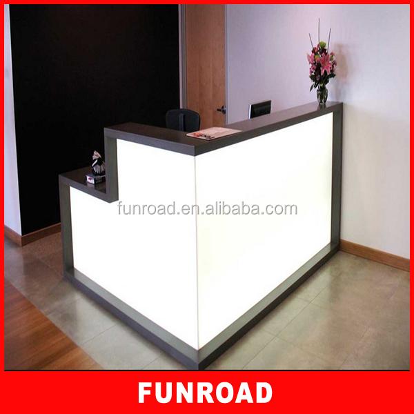 Funroad personnalis e blanc cuisson peinture comptoir caisse pour boutique luminaire autres - Meuble de caisse pour boutique ...