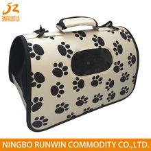Outdoor Comfort Travel Backpack Dog Travel Carrier Pet Bag