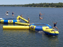 water park UFO inflatable buoy