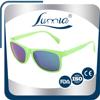 Plastic classic promotional style custom orange sunglasses sunglasses