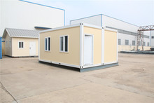 effective good outdoor mobile assembled prefabricated house for living and office