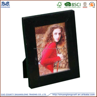 chinese new hot sale nice wooden picture frame 4x6 5x7 6x8 8x10 sex high heel girl pictures photo frame