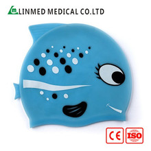 Factory offer bubble personalized silicone bathe cap s