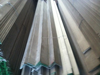 ASTM A 276 Standard 304 Stainless steel angle bar