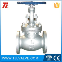 pn16/pn25/pn40/class150 carbon steel/ss russian standard cast iron gost globe valve drawing pn16 15kch18p flange type go
