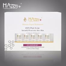 Best selling products Happy+ Eye Serum Set Natural Skin Care Eye Elasticity Serum Set with free sample