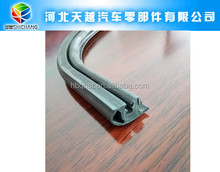 manufacturer custom designed EPDM camber 6 to 180degree automobile door rubber seal strip truck door seal
