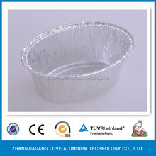 Hot Sale Recyclable Household High Quality Aluminum Packing Cake /Pizza Tray/Pan Tray Cake