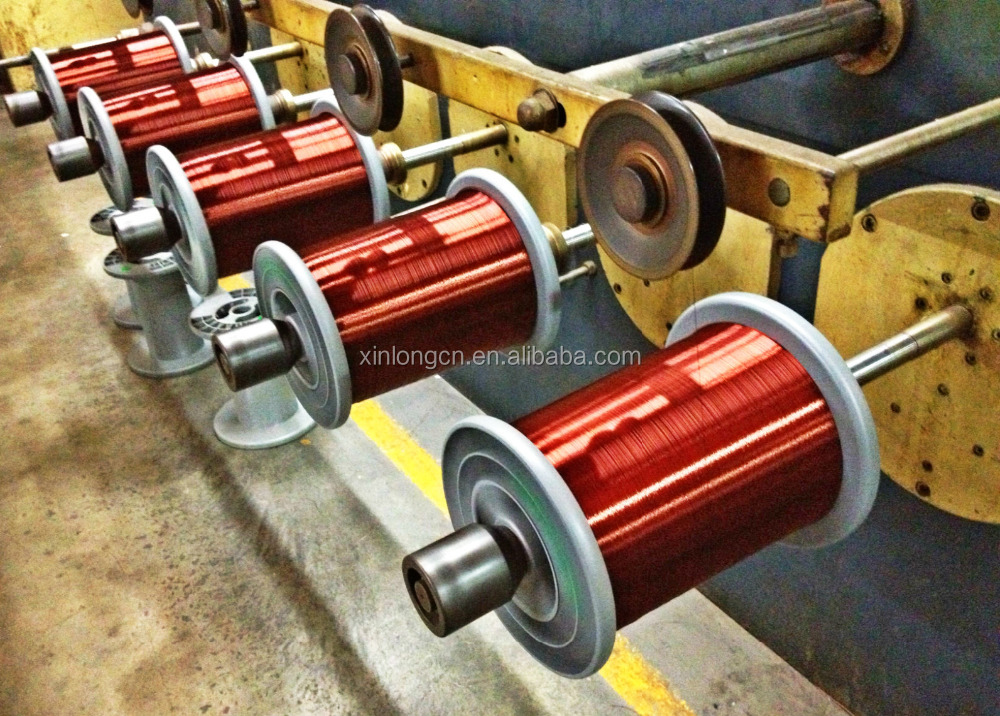 Ul Authorised Super Insulated Enameled Round Aluminum Wire