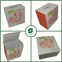 CUSTOM CHEAP FOOD PAPER BOX FOR PACKAGING