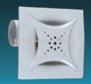 Mini de plástico del ventilador de escape( srl12x/srl24x)