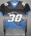Personalizada camiseta de fútbol, sublimada camiseta de fútbol americano y los pantalones