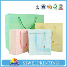 2015 Made In China Hot-Sale valentines 2015 t-shirt kraft paper bags for shopping for iphone case