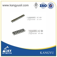 Chinese suppliers Oil field roller chain A series for sale