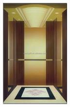 gold supplier china 6 person passenger elevator villa elevator