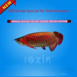 Roxin Special Aquarium Arowana fish Lamp with Double-row LED Amphibious