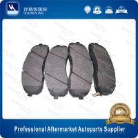Car Auto Brake Systems Front Brake Pads OE GDB3301/GDB3261/SP1116/0K56B-33-23Z/0K72G-33-28Z For Carnival
