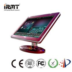 IRMT 15'' IR Multi Touch KTV Karaoke Player, KTV Karaoke Machine