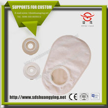 Medical free colostomy bag