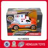 hot selling sliding car ambulance with light & music toys