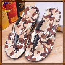 Different designs PVC material outsole wholesale Flip flop man slipper