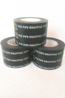 Duct Tape BLACK 2x 48mm x 30m Duck Strong Repair PVC Sealing Joining Tape