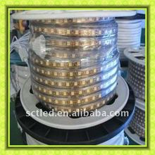 2012 popular high voltage led flexible strip light , no need power supply anymore