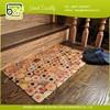 New Design 73.5*44cm new designer rubber mat for floor