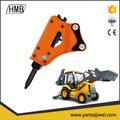 Silenciados tipo furukawa HMB1000 martillo hidráulico o martillo
