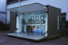 2015 Comfortable homes refited by ISO shipping container