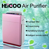 Heigoo Home Hepa Air Purifier Ionizer,Filter pm2.5 air purifier pure nicotine from china with CE CB RoHs