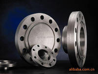 Steel flange, Stainless Steel Flange, SAE hydraulic flange Forged flange type rubber expansion joint