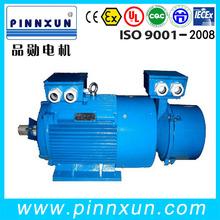 YR3 low voltage motor slip ring AC motor
