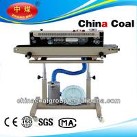 DBF-1000 Automatic inflating plastic film sealing machine