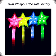 New Arrival Hot Sale Colorful Party Light Up Wand Led Light Wand