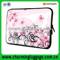custom neoprene laptop sleeve bag wholesale