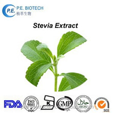 Natural Sweetener Organic Stevia with high Quality Reb-A 40%-98%