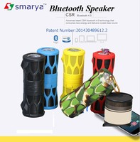 Mini Fashion Hand free Bluetooth Waterproof Speaker with tf function for MP3