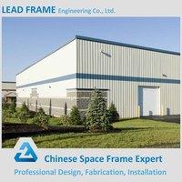 Prefab Warehouse Space Truss Frame Long-span Steel Structural Buildings