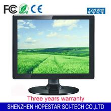 Square LCD Computer Monitor 19 inch TFT LCD Monitor