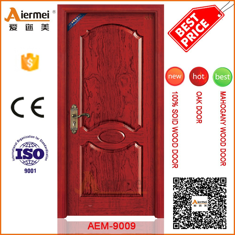 Modern indian house design wooden door used exterior doors for Door design catalogue in india