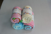 Fashion Top Quality OEM Best Price New Design baby Blanket