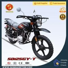 New Enduro Gas 125cc Cross Off Road Dirt Bike For Sale Hyperbiz SD125GY-T