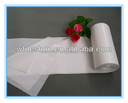 Drawstring Garbage Bag,Star Sealed Trash Packaging Product,Qingdao Plastic Bags On Roll
