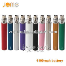 2015 hot sell variable voltage e cigarette ego battery from jomo